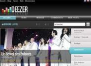 Deezer.com kostenlose Musik ohne Download