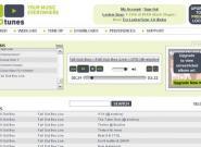 Eigene Musik Sammlung online stellen