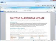 Microsoft Office Web Apps 2010
