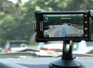 Kostenlose Google GPS Navi macht