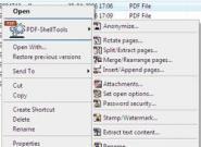 Pdf Dateien bearbeiten kostenlos mit