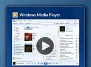 Windows 7 mit überbeiteten Media