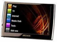 Archos 5 Internet Tablet mit