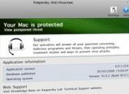 Kaspersky Virenscanner für Mac OS