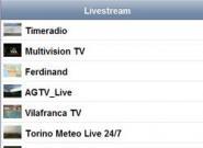 Livestream überträgt Live Video-Filme auf