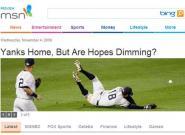 Neue Msn.com Startseite soll Bing