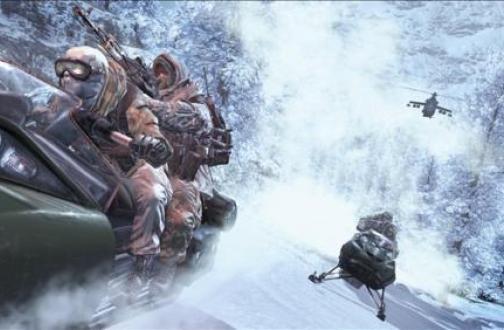 Modern Warfare 2 Cheats für