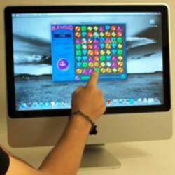 iMac Touchscreen