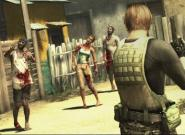 Nintendo Wii Spiel Resident Evil: