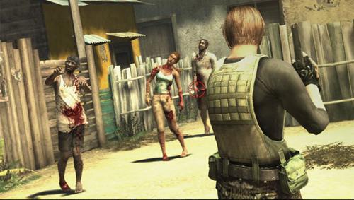 Resident Evil: Darkside Chronicles