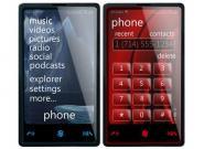Das Microsoft Touchhandy vereint Zune