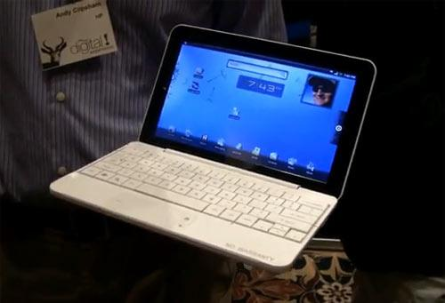 HP Netbook Googe Android