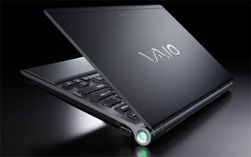 Sony Vaio Z Notebooks