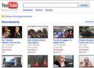 YouTube.com mit Jugendschutzfilter gegen Sex-Videos