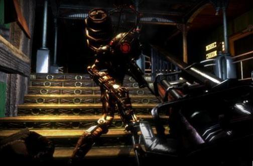 BioShock 2: Testbericht zu Nvidia