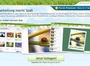 Kostenloses Online Fotobearbeitungsprogramm Picnik wird