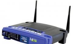 How-To: Wie einen Linksys Router