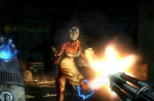BioShock 2 Rollenspiel-Shooter stürmt die
