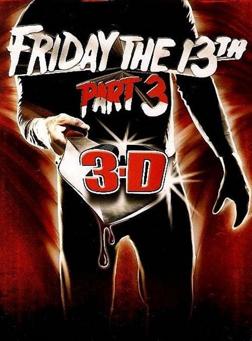 Freitag der 13th Part 2 in 3D