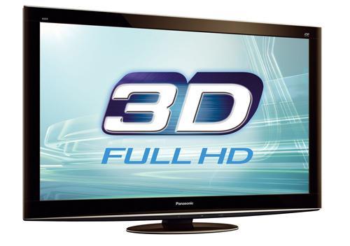 Panasonic 3D Fernseher