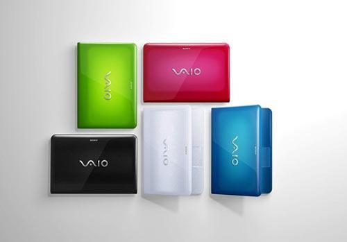 Sony VAIO E Notebooks