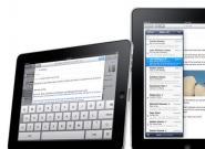 Das iPad Mail App im