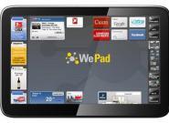 WePad: iPad-Alternative aus Deutschland ab