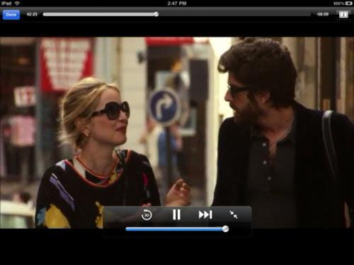 Apple iPad Filme
