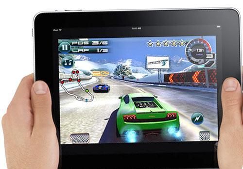 Apple iPad Games