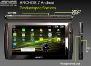 Archos 7 Tablet: Günstige iPad