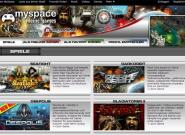 MySpace Games: Musik Community greift
