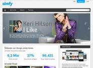 Mit Simfy.de 2 Millionen Songs