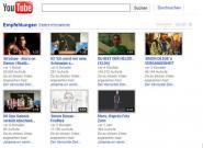 YouTube.de muss Musik-Videos wegen GEMA-Streit