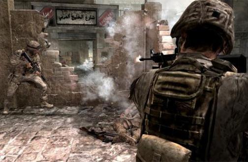 Steam: Call of Duty: Modern