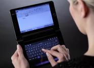 Doppel-Pad: Toshiba Libretto W100 Tablet