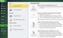 Microsoft Excel 2010 Features: Sparklines,