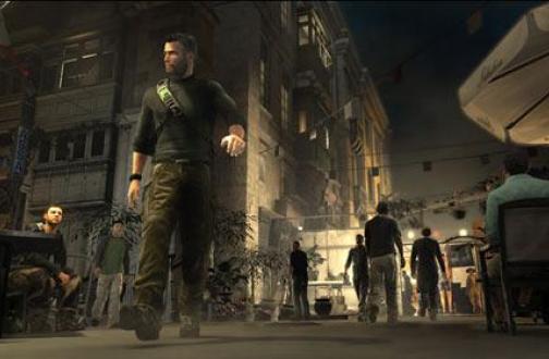 Splinter Cell 5: Conviction -Neuer
