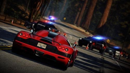 Need for speed hot pursuit mit cops und 3d für pc und playstation 3