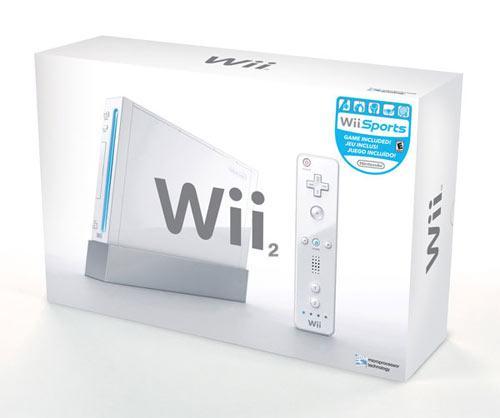 Nintendo Wii 2 3D