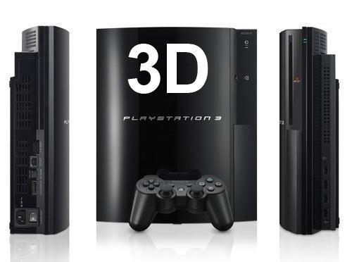 Playstation 3D