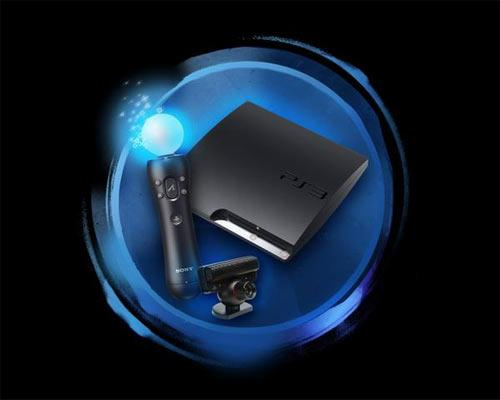 Playstation 3D Spiele