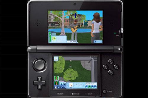 Sims 3 für Nintendo 3DS