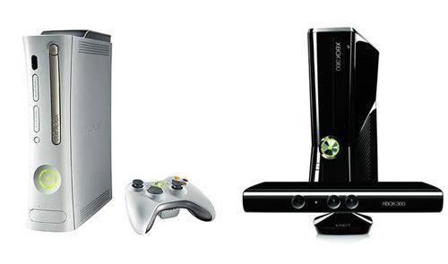 Xbox 360 Slim vs. Xbox 360