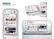 Günstiges Nokia N97 Handy für