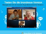 Skype 5: Videokonferenzen mit bis