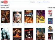 500 Kinofilme bei YouTube kostenlos