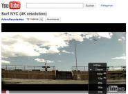 HD war gestern – YouTube