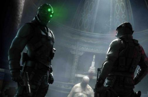 Splinter Cell 6: Erste Infos