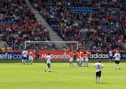 WM Finale Niederlande - Spanien