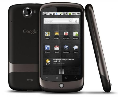 Google Handy Nexus One